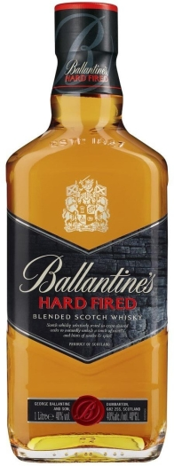 Ballantine's Hard Fired 40% 1L