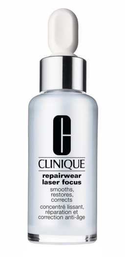 Clinique Repairwear Laser Focus Smooths Restores Serum 50ml