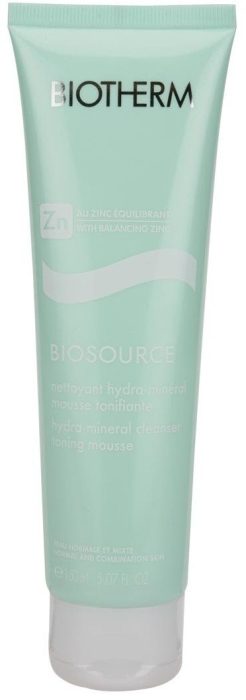 Biotherm Biosource Cleansing Mousse 150ml