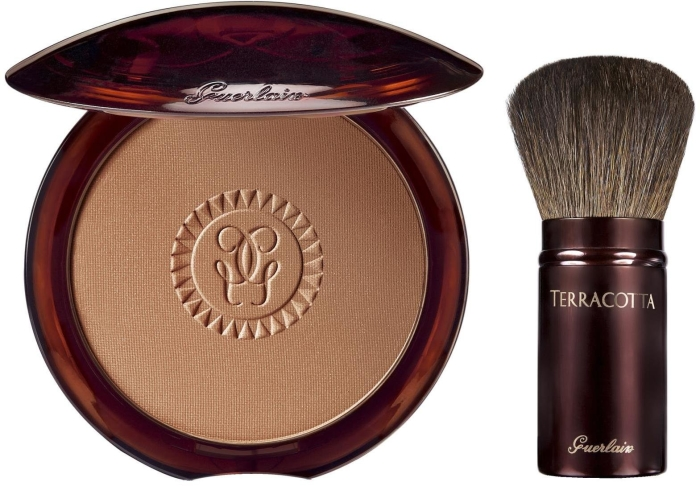 Guerlain Terracotta Bronzing Essentials Make-up Set 10g