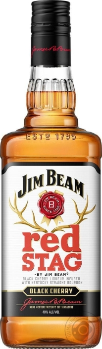 Jim Beam Red Stag 1L