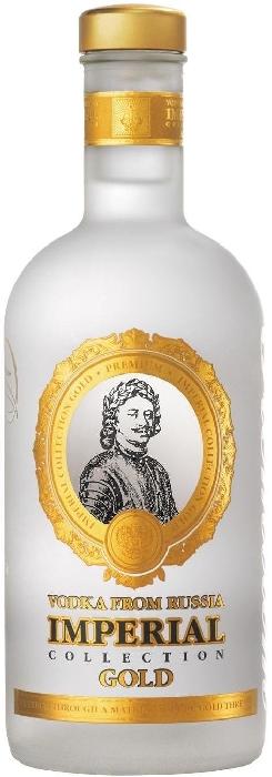 Czar's Gold Vodka 1L