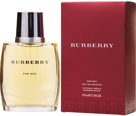 Burberry Men Classic EdT 100ml