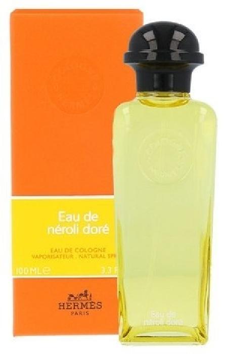 Hermes Cologne Eau de Neroli Dore Natural Spray Eau de Cologne 100ml