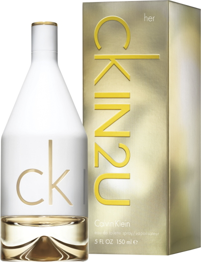 Calvin Klein CK IN2U For Her EdT 150ml
