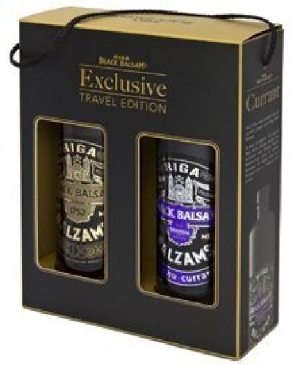 Riga Black Balsam Travel Edition Black&Purple Twinpack 2х0.5L