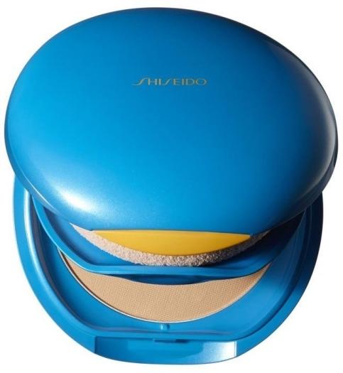 Shiseido Sun Protection Foundation NSP04 Dark Ivory 12g