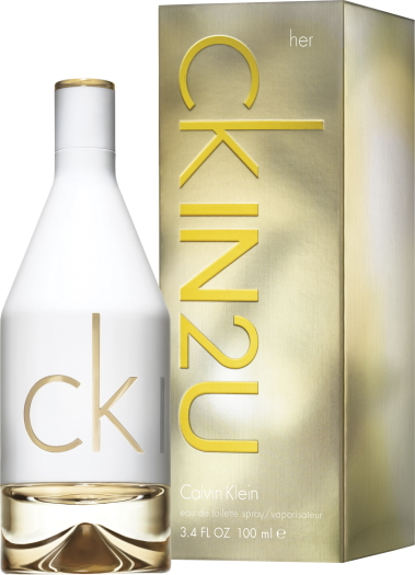Calvin Klein CK IN2U For Her EdT 100ml