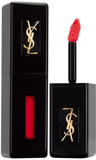 Yves Saint Laurent Vernis a Levres Vinyl Cream Lipstick N411 Rhythm Red 6ml