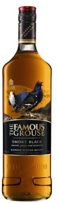 The Famous Grouse Smoky Black 1L