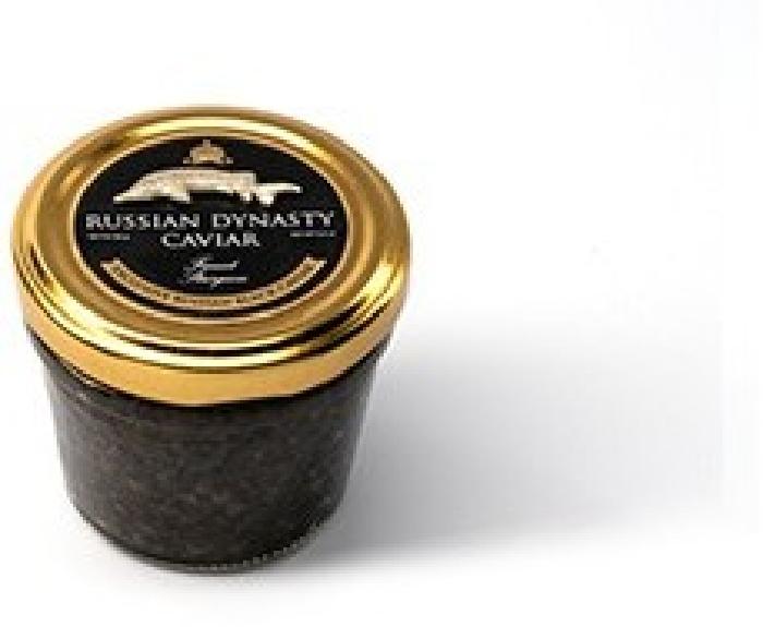 Russian Dynasty Caviar Finest Osetra 100g 3
