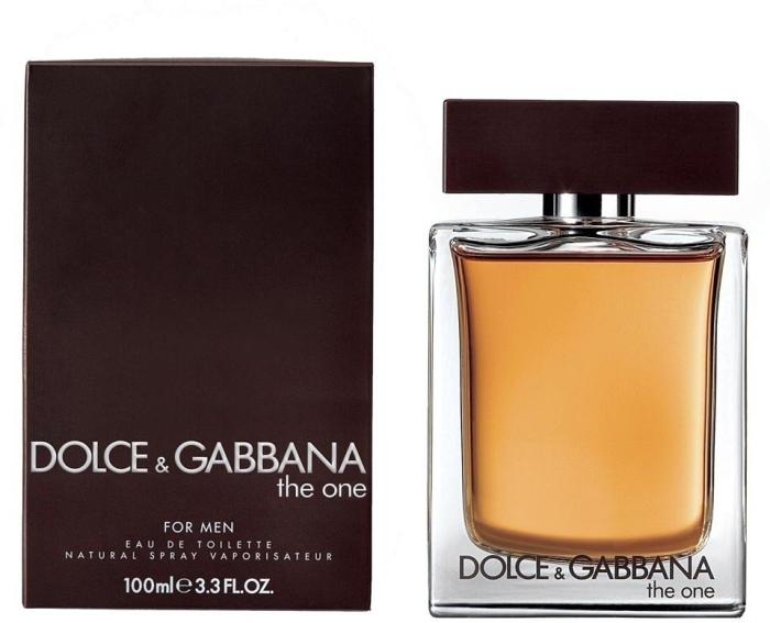 Dolce&Gabbana The One for Men EdT 100ml