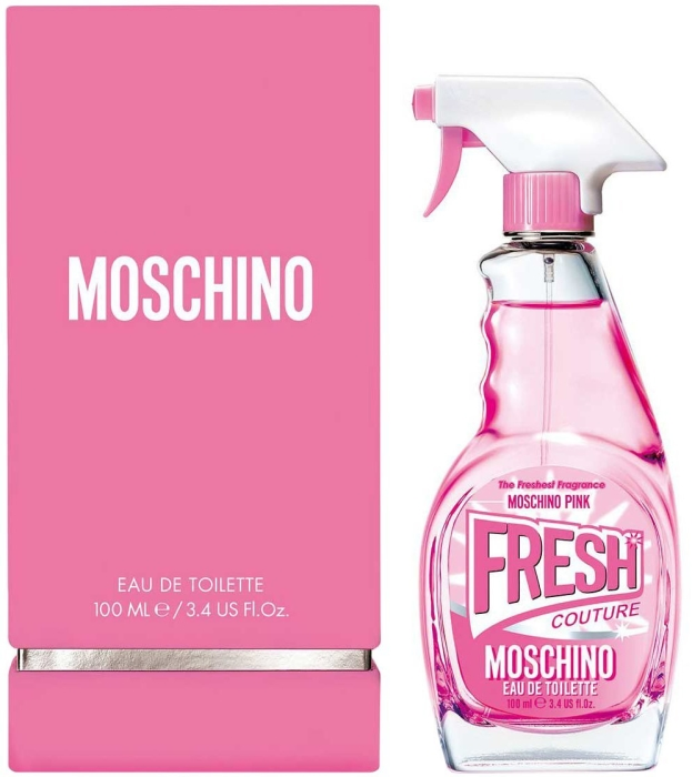Moschino Pink Fresh Couture EdT 50ml