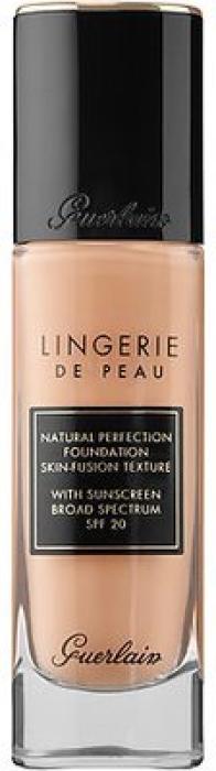 Guerlain Lingerie Fluid Foundation N03 Natural 30ml