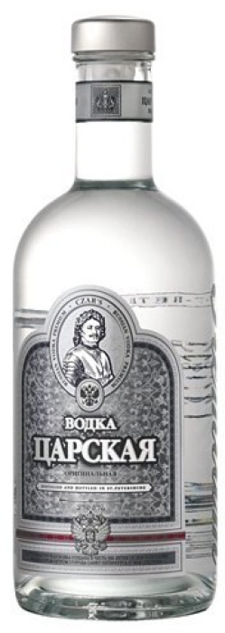 Czar's Original Vodka 1L