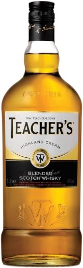 Teacher's Highland Cream 40% 1L