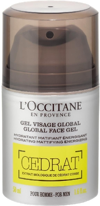 L'Occitane en Provence Men Cedrat Face Gel 50ml
