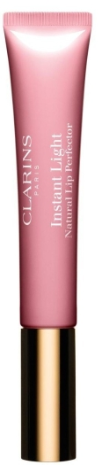 Clarins Instant Light Natural Lip Perfector 07 Toffee Pink 12ml