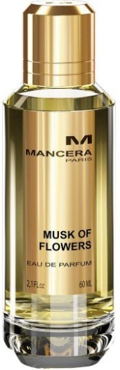 Mancera Musk of Flowers EdP 60ml