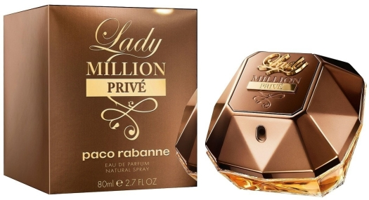 Paco Rabanne Lady Million Privé EdP 80ml