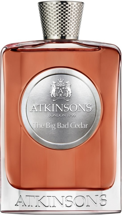 Atkinsons The Big Bad Cedar EdP 100ml