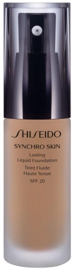 Shiseido Synchro Skin Lasting Liquid Foundation N4 Neutral 30ml