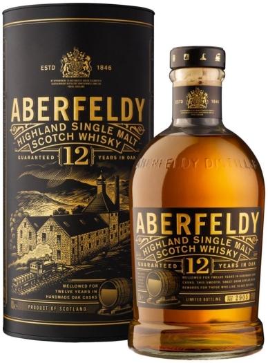 Aberfeldy 12 Year Old 1L