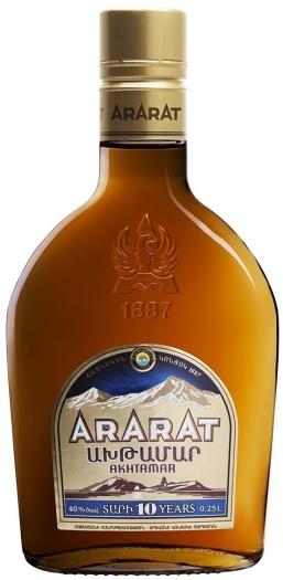 ArArAt Akhtamar 10 YO 0.25L