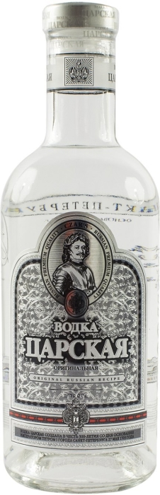 Czar's Original Vodka 0.5L