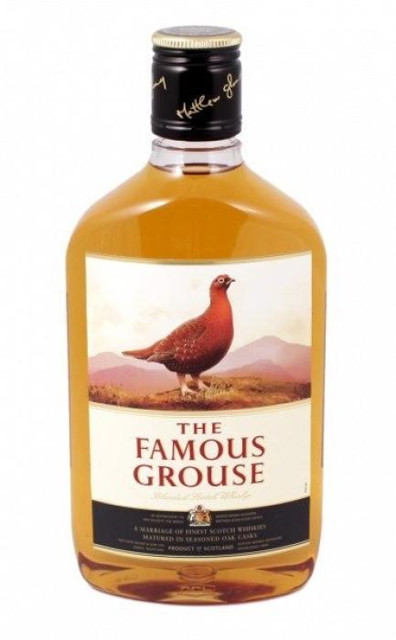 Famous Grouse PET 0.5L
