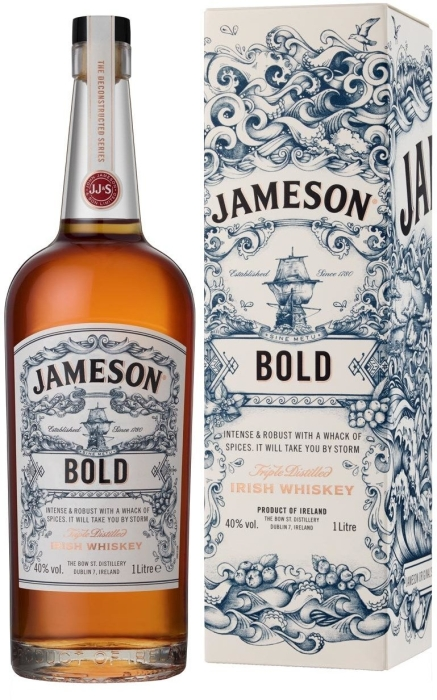 Jameson Deconstructed Bold 40% 1L