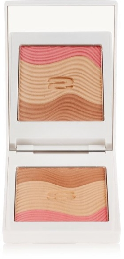 Sisley Sun Glow Powder Trio N2 Peach Gold 10g