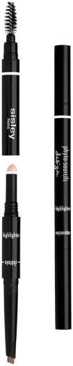 Sisley Phyto Brow Design 3 in 1 Eye Brow pencil N2 Chatain 0.4g