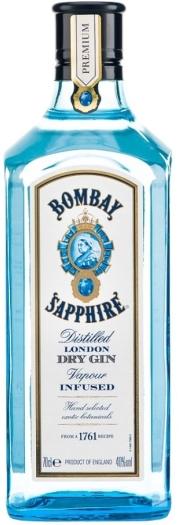 Bombay Sapphire 47% Gin 1L