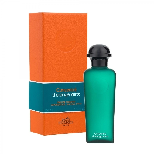 Hermes Concentre D'Orange Verte EdT 100ml