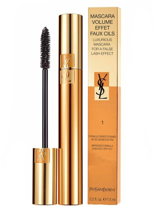 Yves Saint Laurent Mascara Volume Effet Faux Cils Mascara N1 Black 7.5ml