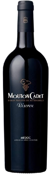 Baron Philippe de Rothschild Mouton Cadet Réserve Médoc 0.75L