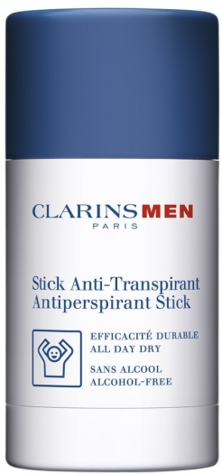 Clarins Men Wash Antiperspirant DeoStick 75ml