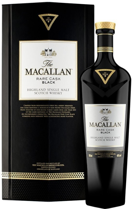 Macallan Rare Cask Black Whisky 0.7L