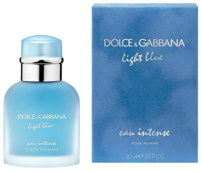 Dolce&Gabbana Light Blue Eau Intense Pour Homme EdP 50ml