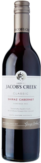 Jacob's Creek Shiraz Cabernet Sauvignon 0.75L