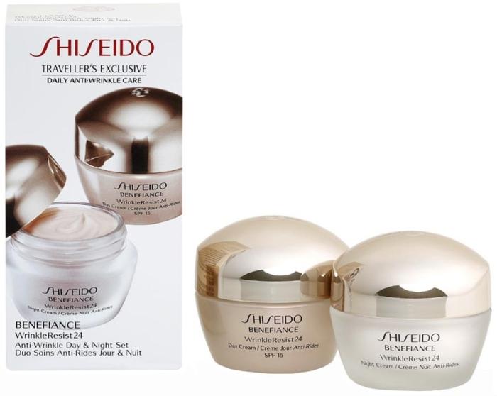 Shiseido Benefiance Set 2x50ml