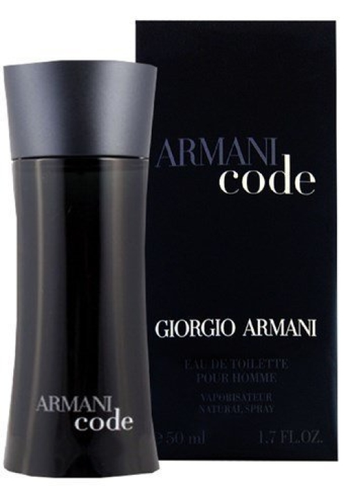 Armani Code EdT 50ml