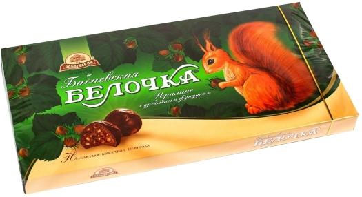Babaevsky Sweets Babaevskaya Belochka 400g