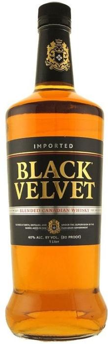 Black Velvet 1L