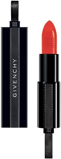 Givenchy Rouge Interdit Lipstick N15 Orange Adrenaline 3.4g