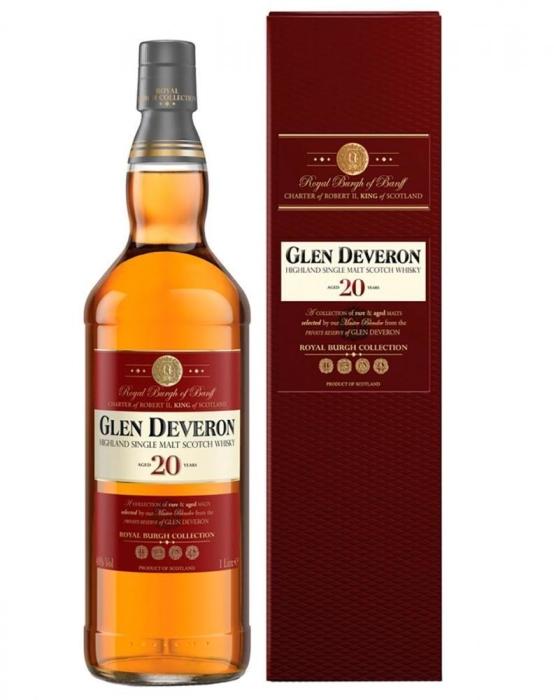 Glen Deveron 20 YO 1L