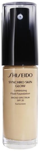 Shiseido Synchro Skin Glow Luminizing Foundation Golden 3 30ml