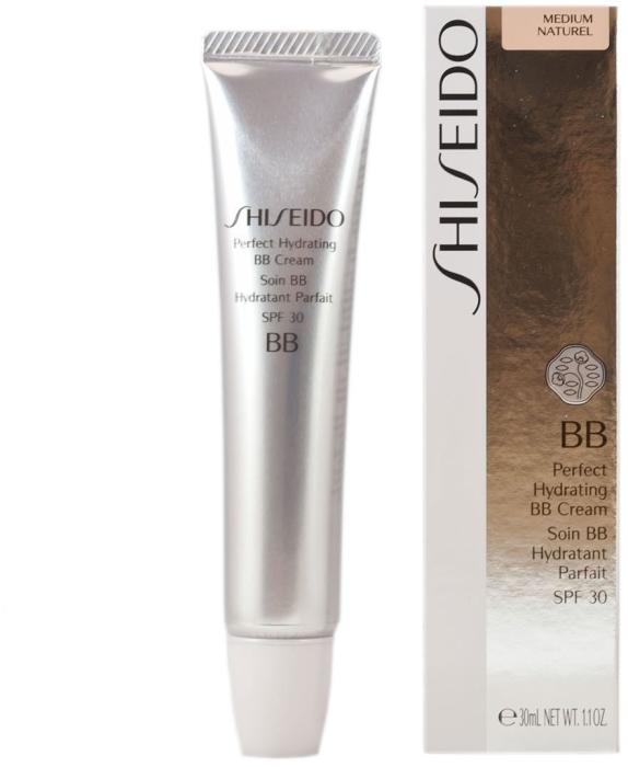 Shiseido BB Cream Perfect Hydrating Medium 30ml