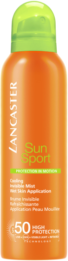 Lancaster Sun Sport Invisible Mist SPF50 200ml